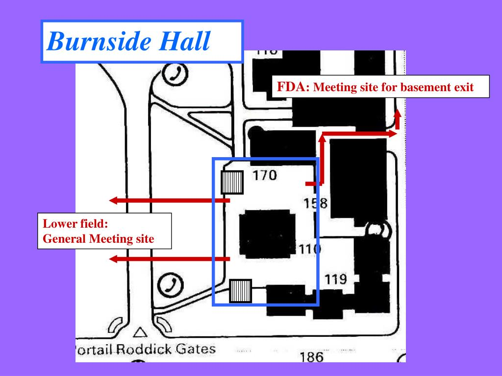 Burnside Hall