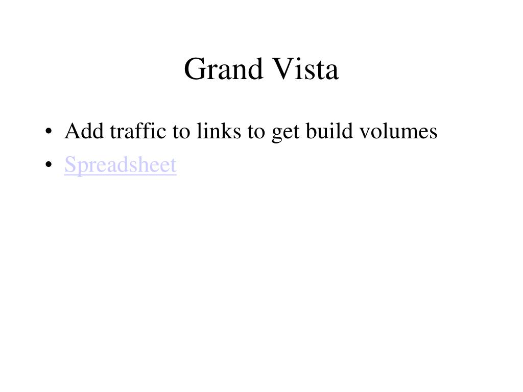 Grand Vista