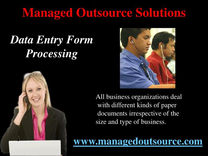 Managed outsource solutions2