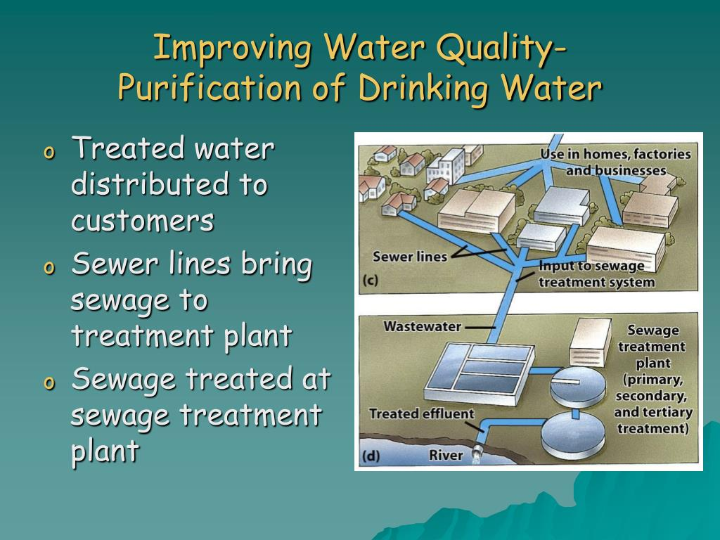 Improving Water Quality-