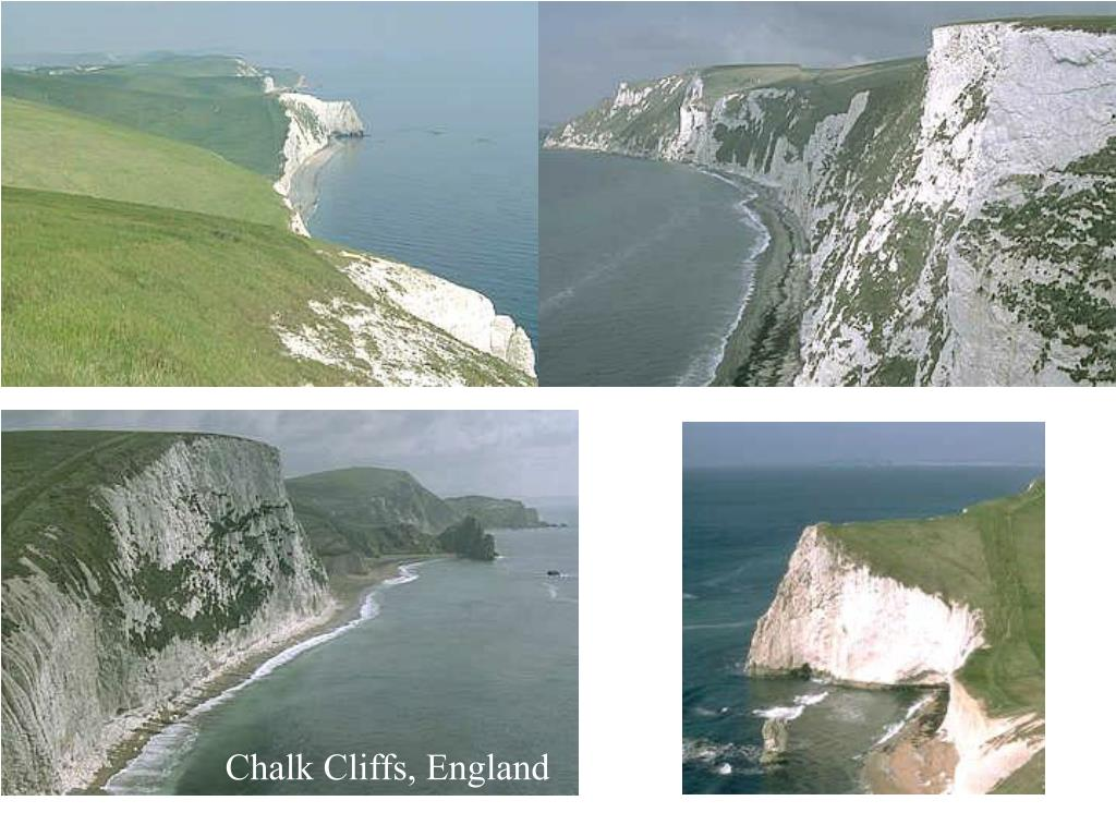 Chalk Cliffs, England
