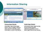 information sharing1
