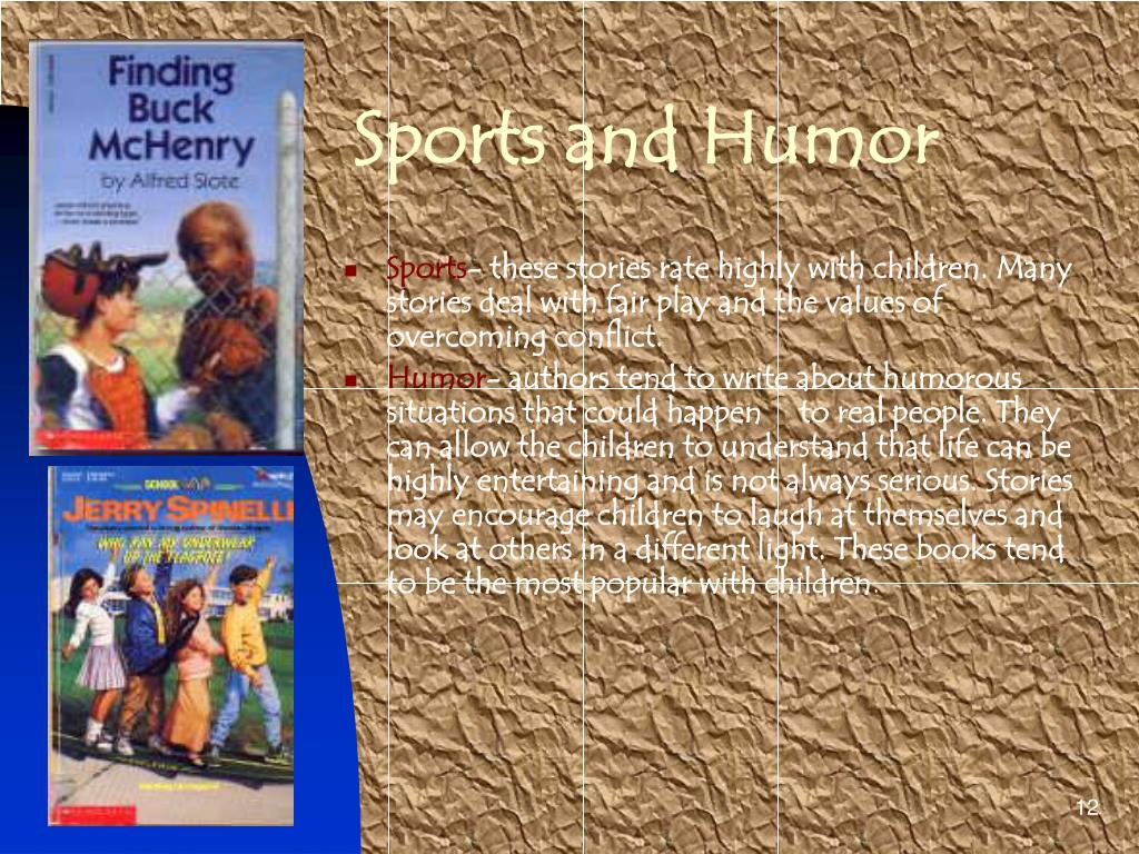 Sports and Humor