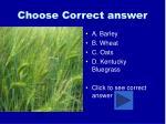 choose correct answer102