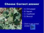 choose correct answer32