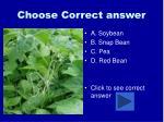 choose correct answer4