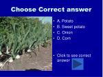 choose correct answer40
