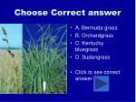 choose correct answer56