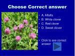 choose correct answer66