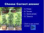 choose correct answer70