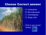 choose correct answer72
