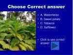 choose correct answer74