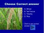 choose correct answer76