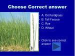 choose correct answer88