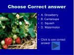 choose correct answer90