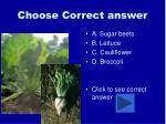 choose correct answer96