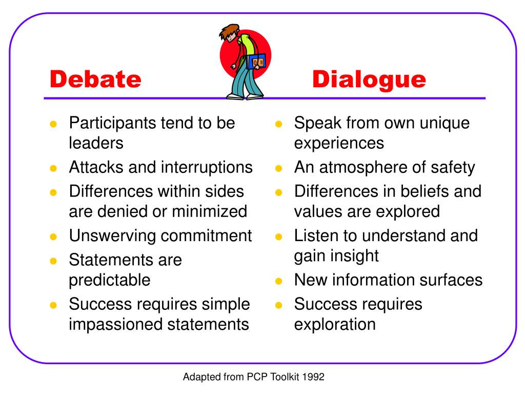 Participants tend to be leaders