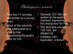 shakespeare s sonnets6
