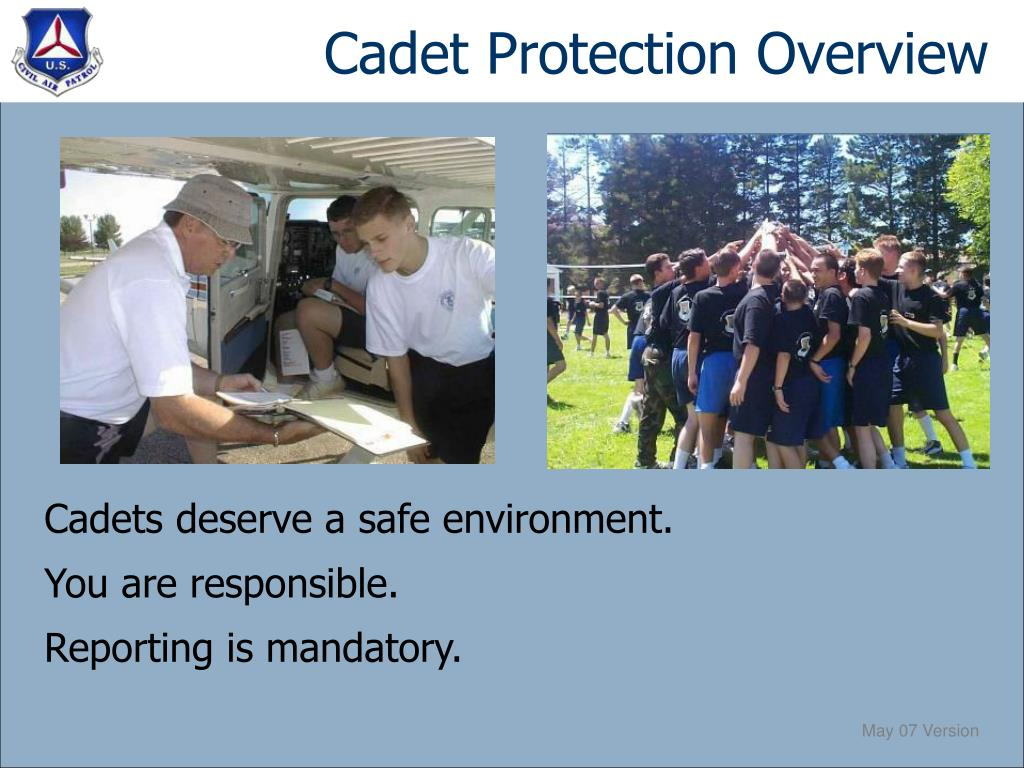 Cadet Protection Overview