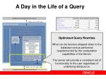 a day in the life of a query29