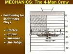 mechanics the 4 man crew9