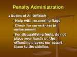 penalty administration18