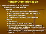 penalty administration20