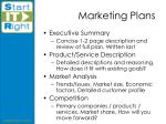 marketing plans5