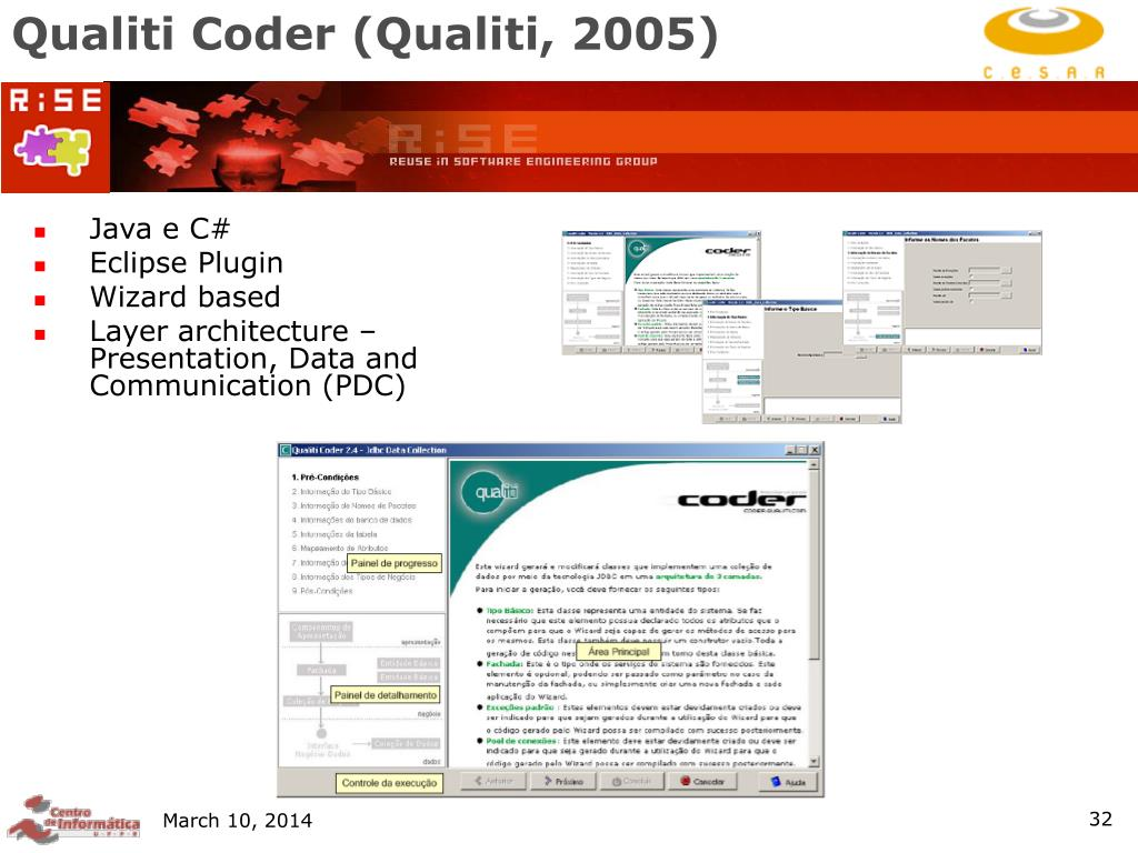 Qualiti Coder (Qualiti, 2005)