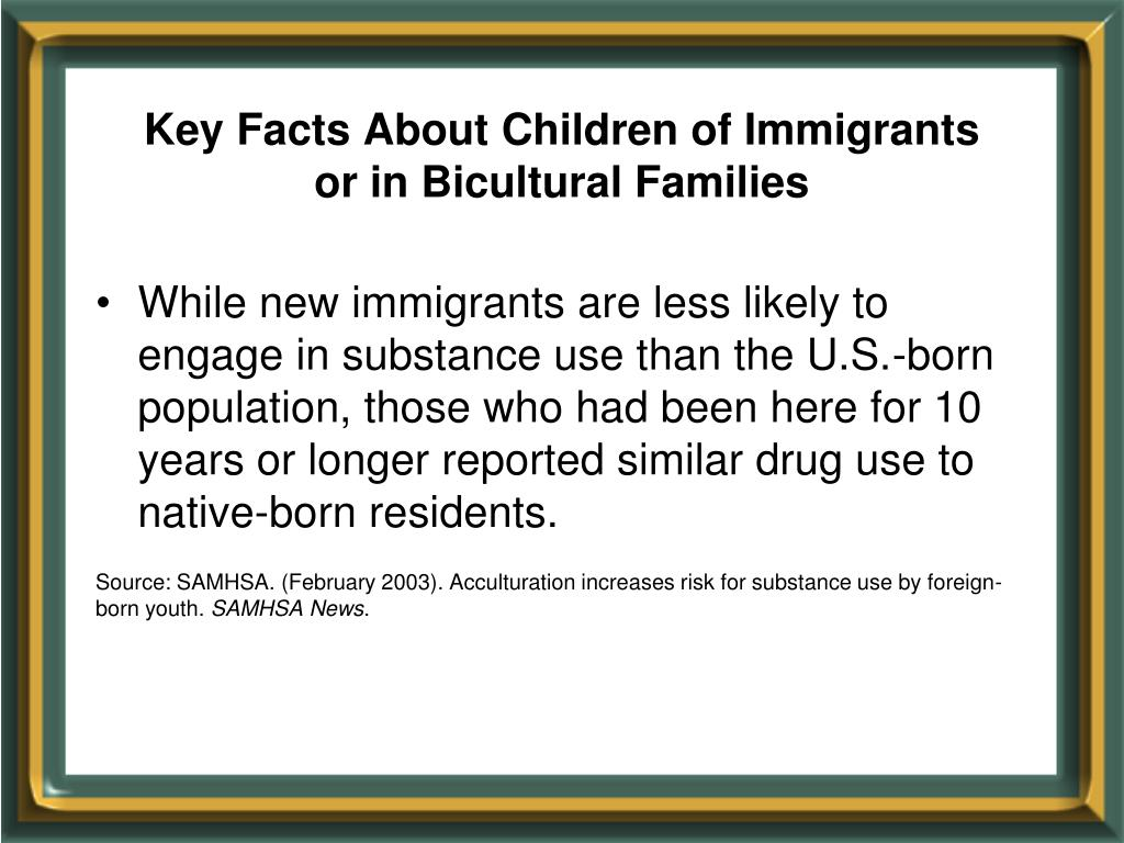 Key Facts About Children of Immigrants