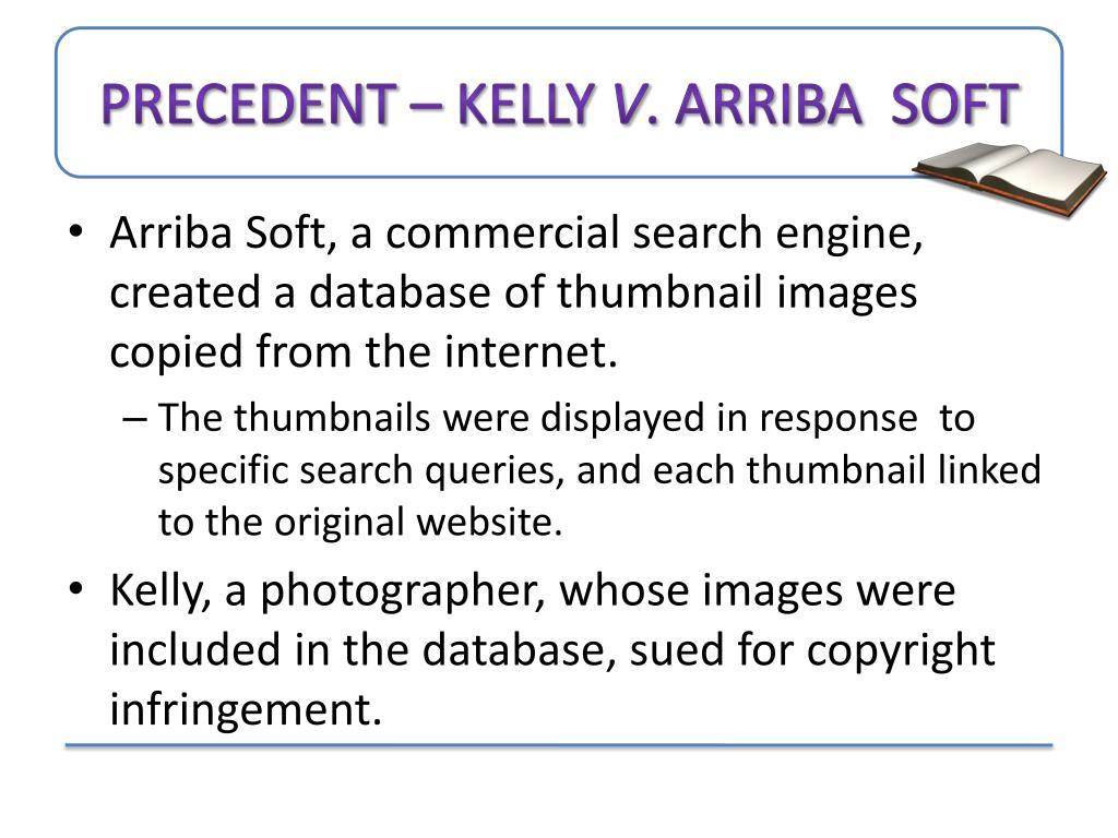 Precedent – Kelly