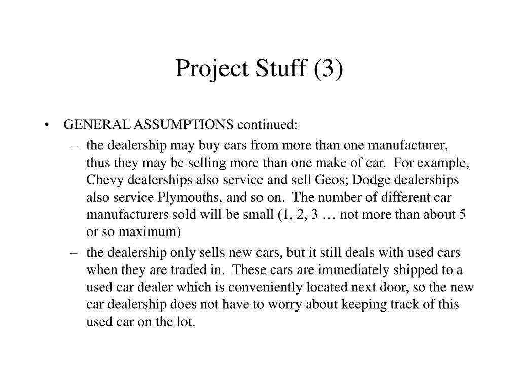 Project Stuff (3)