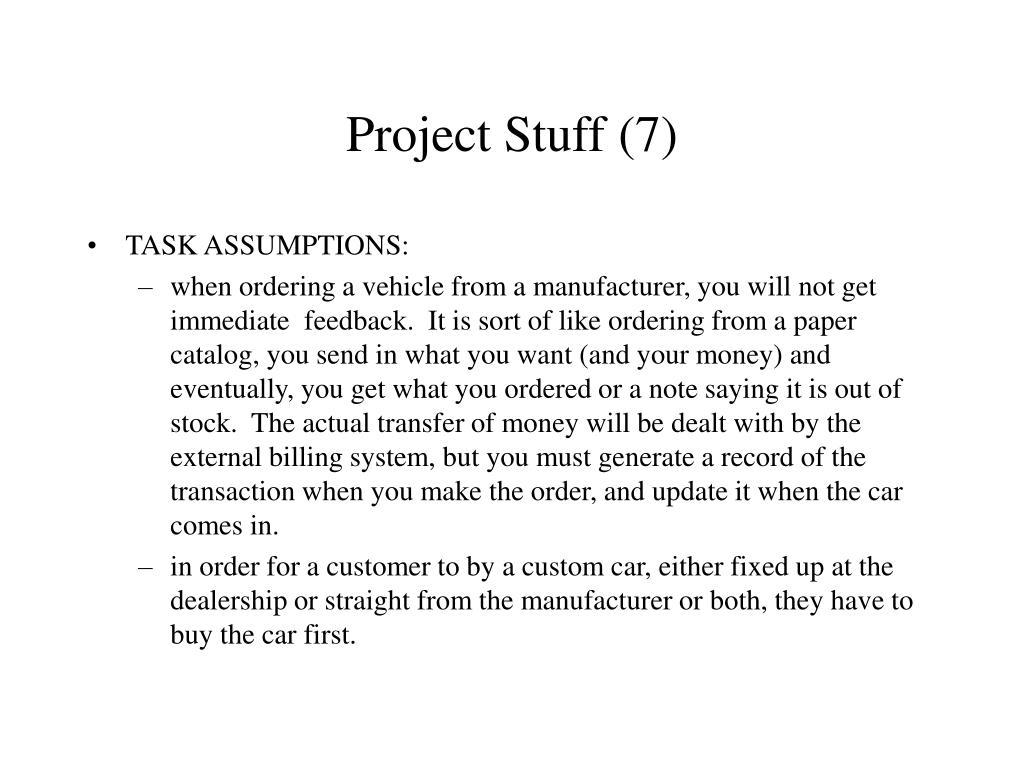 Project Stuff (7)