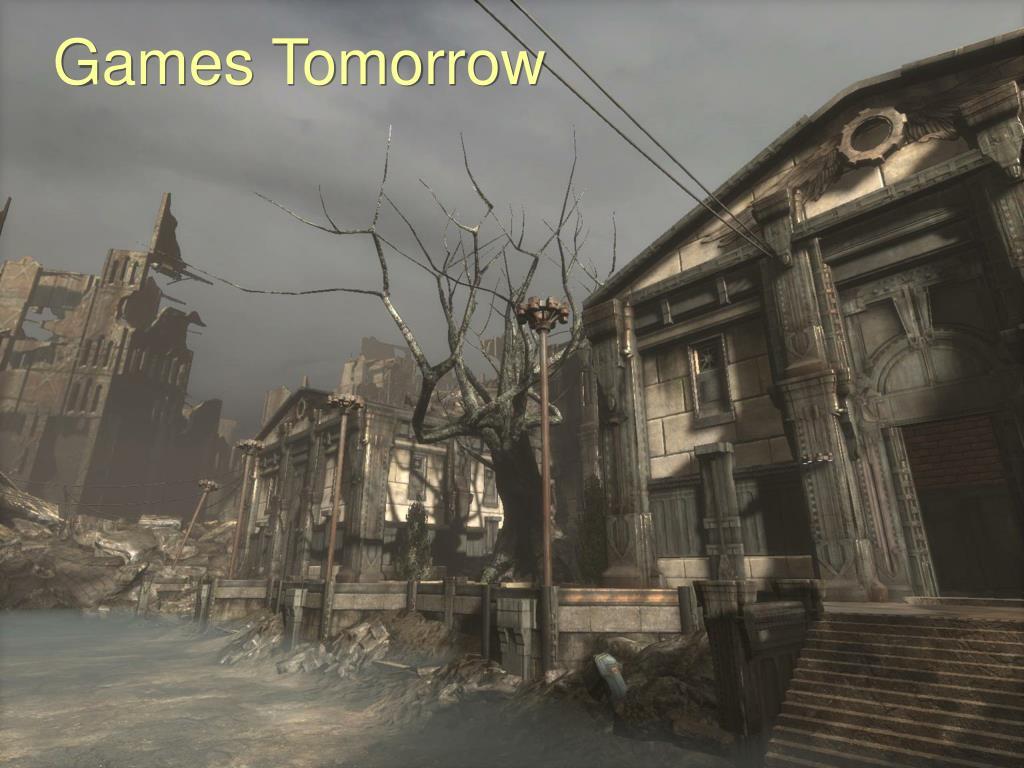 Games Tomorrow