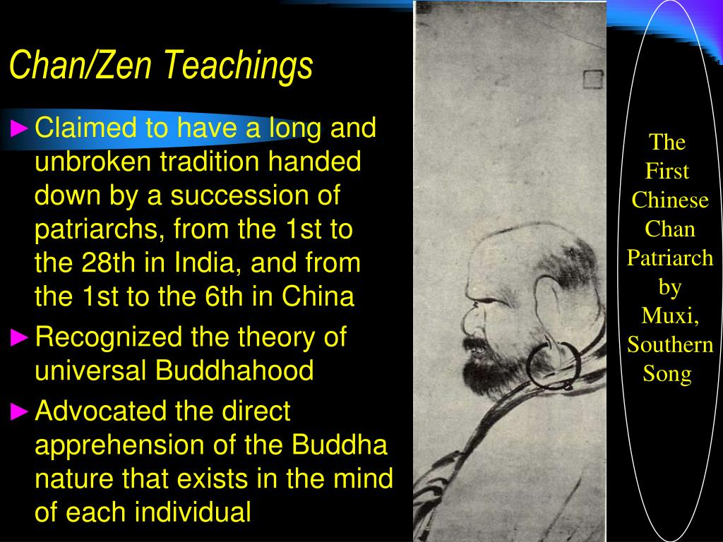 Chan/Zen Teachings