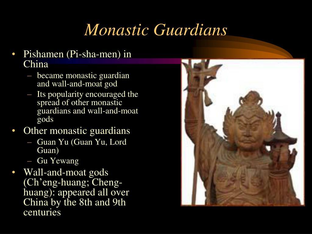 Monastic Guardians