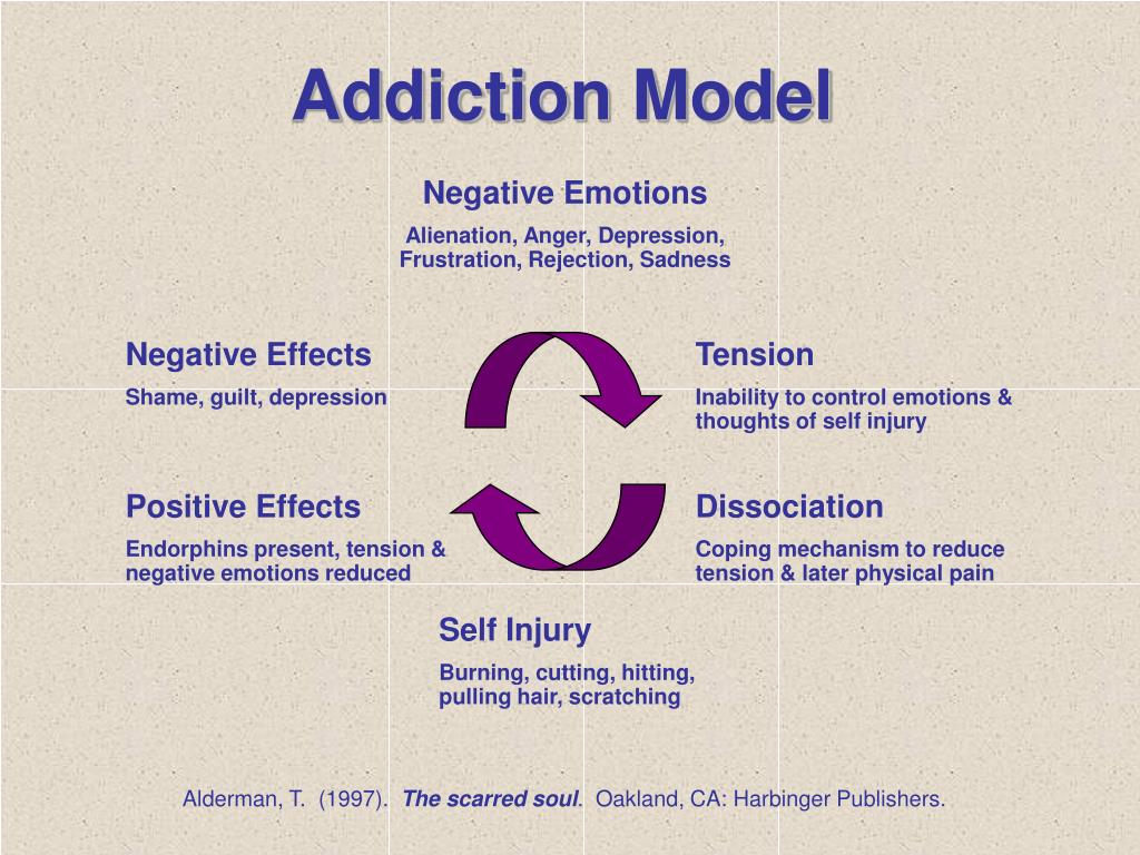 Addiction Model