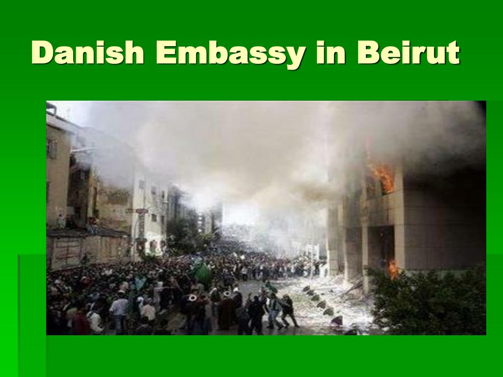 Danish Embassy in Beirut