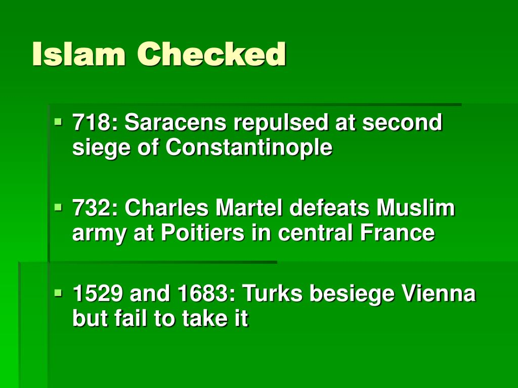 Islam Checked
