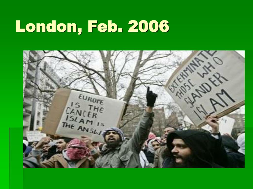 London, Feb. 2006