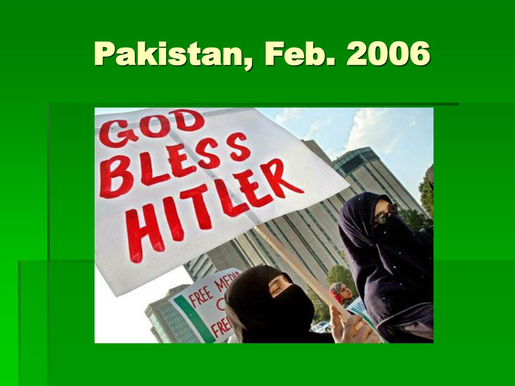 Pakistan, Feb. 2006