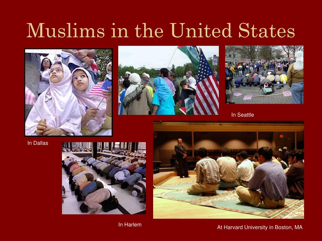 Muslims in the United States