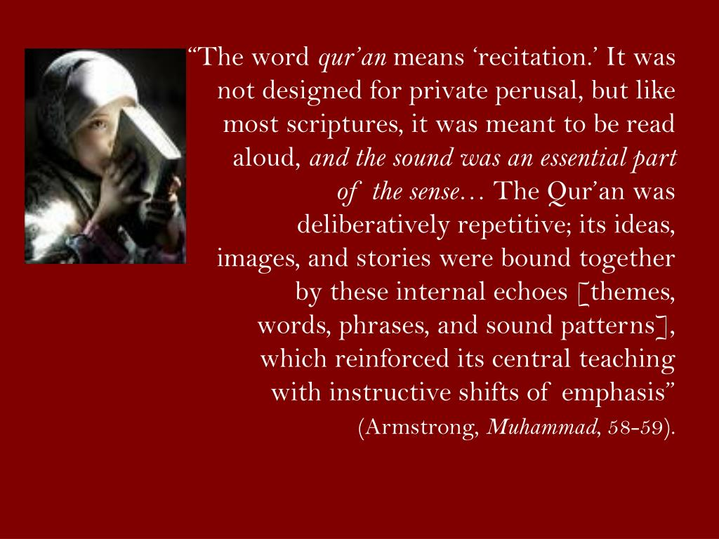 """""""The word"""