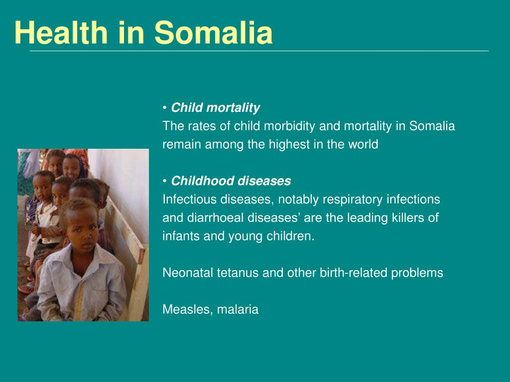 Health in Somalia