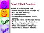 smart e mail practices12