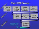the cem process