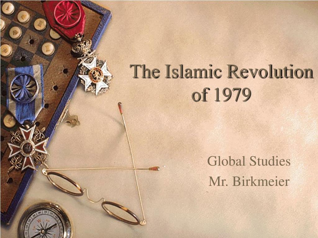 The Islamic Revolution of 1979