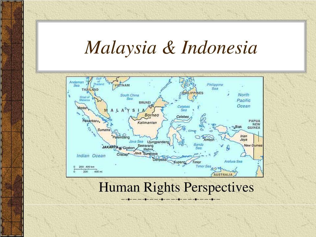 Malaysia & Indonesia