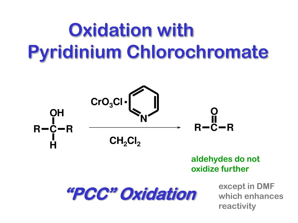 Oxidation with