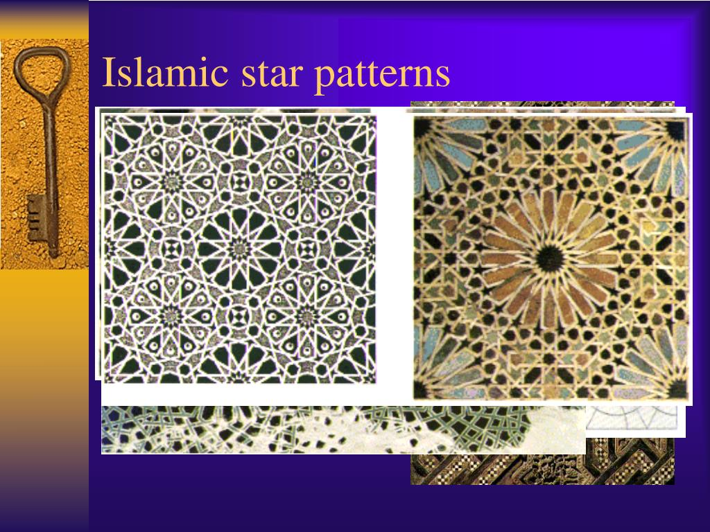 Islamic star patterns